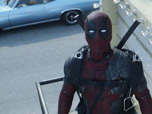 zdjęcie z filmu Deadpool 2. Ryan Reynolds
