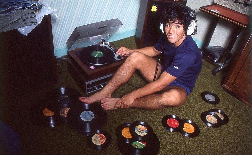 zdjęcie z filmu Diego Maradona