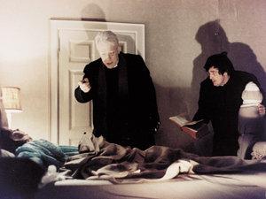 zdjęcie z filmu Egzorcysta. Max von Sydow