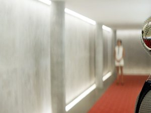 zdjęcie z filmu Ex Machina. Alicia Vikander