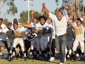 zdjęcie z filmu Gang z boiska. Dwayne Johnson