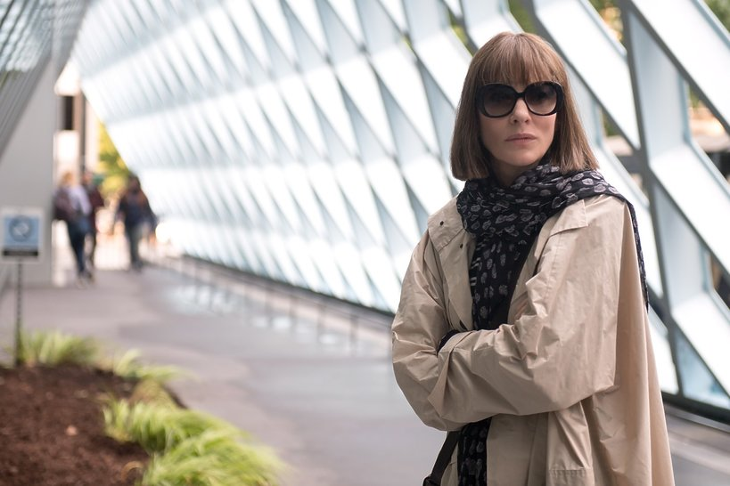 zdjęcie z filmu Gdzie jesteś Bernadette? Cate Blanchett
