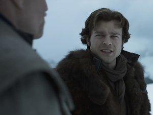 zdjęcie z filmu Han Solo: Gwiezdne wojny – historie