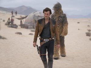 zdjęcie z filmu Han Solo: Gwiezdne wojny - historie. Ron Howard