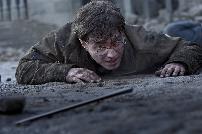 zdjęcie z filmu Harry Potter and the Deathly Hallows, part 2