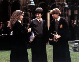 zdjęcie z filmu Harry Potter i Kamień filozoficzny