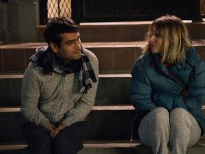 zdjęcie z filmu I tak cię kocham. Kumail Nanjiani, Zoe Kazan