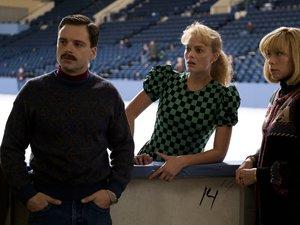 zdjęcie z filmu Jestem najlepsza. Ja, Tonya. Sebastian Stan, Margot Robbie. Monolith Films