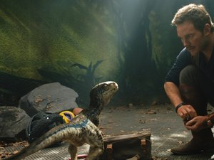 zdjęcie z filmu Jurassic World: Upadłe królestwo