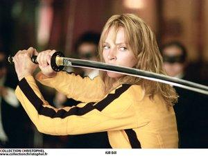 zdjęcie z filmu Kill Bill
