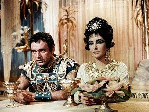 zdjęcie z filmu Kleopatra