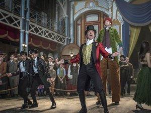 zdjęcie z filmu Król rozrywki. Hugh Jackman