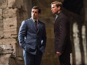 zdjęcie z filmu Kryptonim U.N.C.L.E.