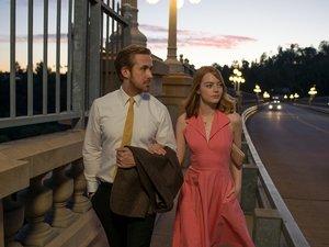 zdjęcie z filmu La La Land. Monolith Films