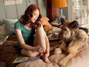 zdjęcie z filmu Łatwa dziewczyna, Emma Stone