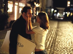 zdjęcie z filmu Love Actually, To właśnie miłość. Andrew Lincoln, Keira Knightley