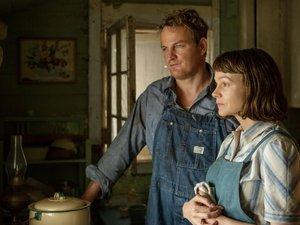 zdjęcie z filmu Mudbound, Jascon Clarke, Carey Mulligan. Netflix