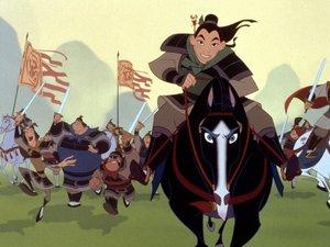 zdjęcie z filmu Mulan