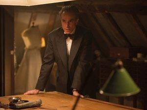 zdjęcie z filmu Nić widmo, Phantom Thread, Daniel Day Lewis