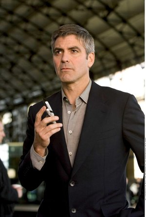 zdjęcie z filmu Ocean's Twelve: Dogrywka. George Clooney