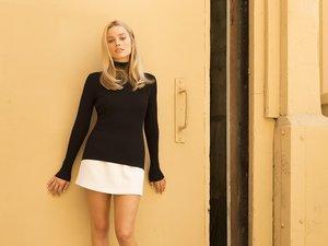 zdjęcie z filmu Once Upon a Time in Hollywood. Margot Robbie