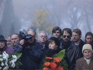 zdjęcie z filmu Ostatnia rodzina. Fot. Hubert Komerski/Aurum Film