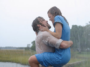 zdjęcie z filmu Pamiętnik, The Notebook. Ryan Gosling, Rachel McAdams