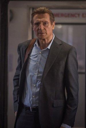 zdjęcie z filmu Pasażer. Liam Neeson