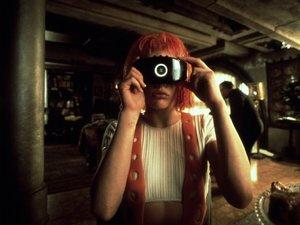 zdjęcie z filmu Piąty element. Milla Jovovich