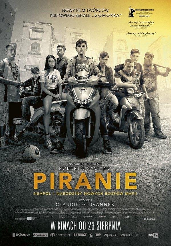 zdjęcie z filmu Piranie