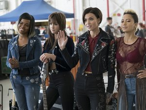 zdjęcie z filmu Pitch Perfect 3. Ruby Rose