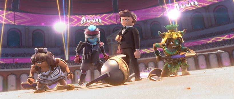 zdjęcie z filmu Playmobil. Film