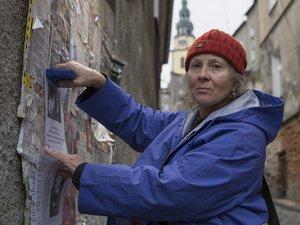 zdjęcie z filmu Pokot. Agnieszka Mandat. Next Film