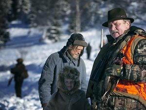zdjęcie z filmu Pokot. Andrzej Grabowski. Next Film