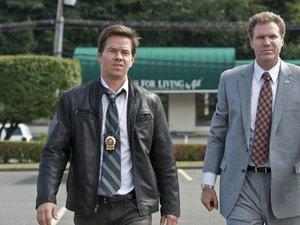 zdjęcie z filmu Policja zastępcza. Will Ferrell, Mark Wahlberg