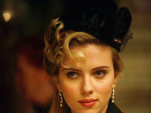 zdjęcie z filmu Prestiż. Scarlett Johansson