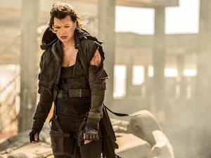 zdjęcie z filmu Resident Evil Ostatni rozdział. United International Pictures, TylkoHity.pl