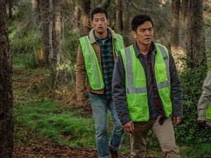 zdjęcie z filmu Searching