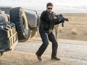 zdjęcie z filmu Sicario 2: Soldado. Benicio del Toro