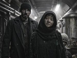 zdjęcie z filmu Snowpiercer: Arka przyszłości, Chris Evans