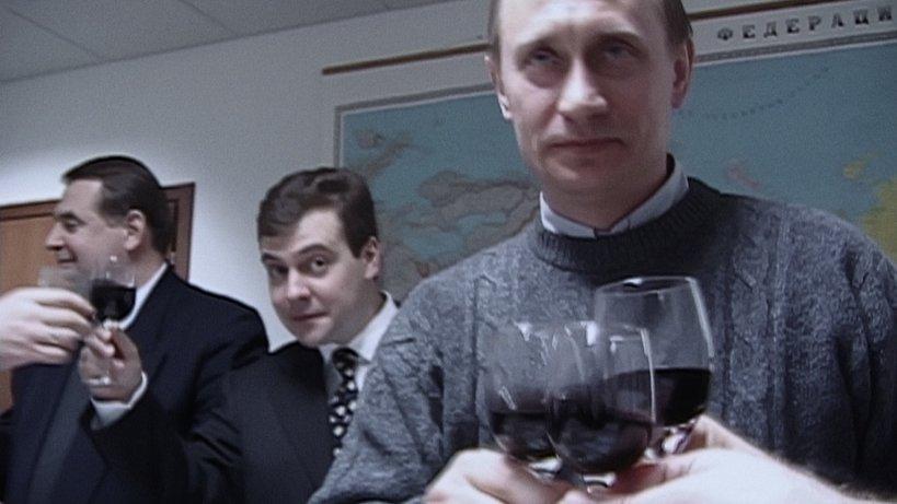 zdjęcie z filmu Świadkowie Putina