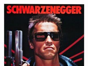 zdjęcie z filmu Terminator. James Cameron