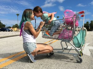 zdjęcie z filmu The Florida Project. M2 Films