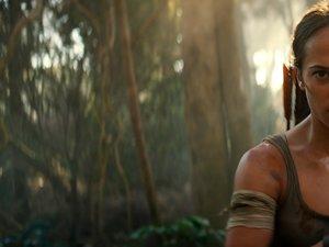 zdjęcie z filmu Tomb Raider