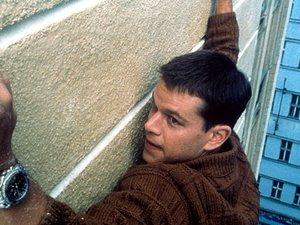 zdjęcie z filmu Tożsamość Bourne'a. Matt Damon