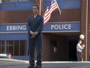zdjęcie z filmu Trzy billboardy za Ebbing, Missouri. Frances McDormand