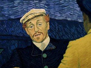 zdjęcie z filmu Twój Vincent, Loving Vincent. Dr Gachet. Next Film