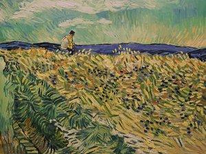 zdjęcie z filmu Twój Vincent. Next Film