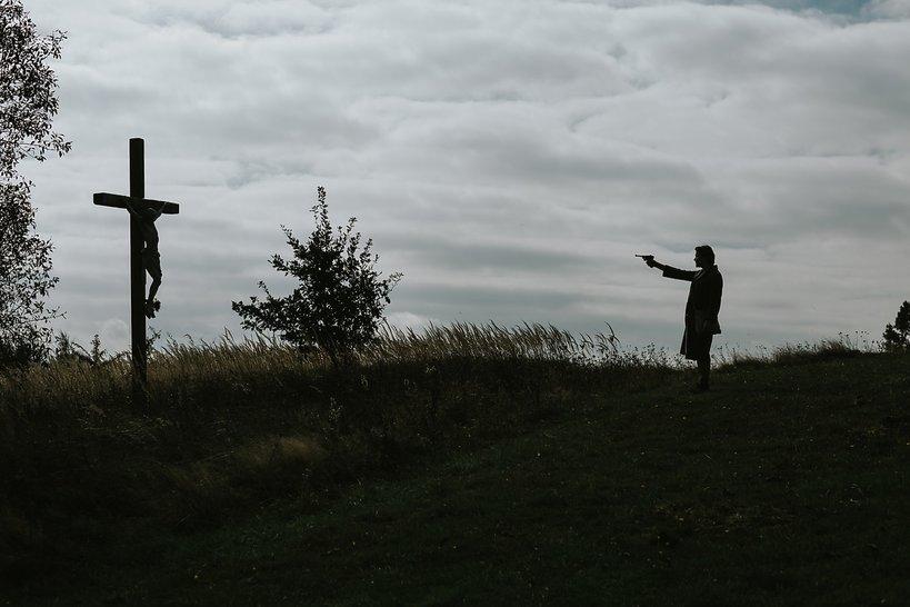 zdjęcie z filmu Ułaskawienie w reżyserii Jana Jakuba Kolskiego