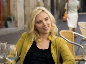 zdjęcie z filmu Vicky Cristina Barcelona. Scarlett Johansson